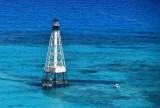 Alligator Reef Lighthouse from Legend Cub, Alligator Reef, Islamorada, Florida Keys, Florida 501