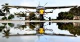Me in front Kodiak Quest airplane, Tavernier Airpark, Florida Keys, Florida 005