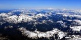 Peaks of Cascade Mountain Range, Washington 123