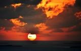 Sunset in Florida Everglades National Park, Florida Keys, Islamorada, Florida