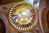 The Trinity Dome Mosaic, Basilica of the National Shrine of the Immaculate Conception, Capital Hill, Washington DC  117