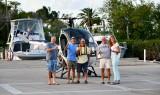 Allen and friends at Tavernier Airpark, Tavernier, Florida Keys, Florida