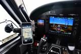 Quest Kodiak Cockpit and Ram Mount Iphone Holder, Over Cle Elum, Washington 010