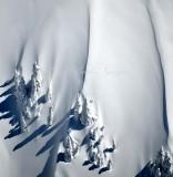 Landscape on Queest-Alb Glacier, Three Fingers, Cascade Mountains, Washington 463