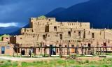 Taos Pueblo (or Pueblo de Taos), New Mexico