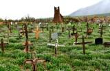 Original St. Jerome (San Geronimo) Catholic Church (1619-1847) ruins and Cemetery, Taos Pueblo, New Mexico 063