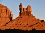 Setting Hen, Monument Vallley, Navajo Nation, Utah 281