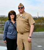 Steve and Katherine, Arlington Virginia 129a
