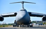 USAF C-5 Galaxy  at Boeing Field KBFI, Seattle, Washington 182