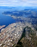 Seattle Metropolitan Area, Puget Sound, Whidbey Island, Washington 037