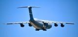 Lockheed C-5 Galaxy from Travis AFB at Boeing Field, Seattle, Washington 076