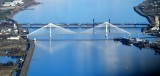 Ed Hendler Bridge, Columbia River, Kennewick, Washington 080