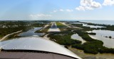 Landing at Key West Airport, Key West, Florida 482