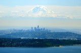 Mount Rainier, Downtown Seattle, Queen Anne, Ballard, Golden Garden Park, Puget Sound, Seattle Washingtion 107a