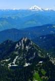 Jakes Lake, Mt Fernow, Glacier Peak, Cascade Mountains, Washington 086