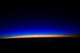 Early morning departing across Cascade Mountains, Washington 042