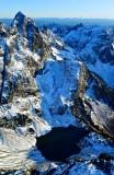 Chimney Rock, Lemah Mountain, Iceberg Lake, Chikamin Peak, Cascade Mountains, Washington 307