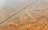 Desert Camping in Thumamah National Park, Riyadh Region, Saudi Arabia 098