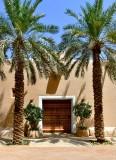 Adobe House Front Door, Riyadh, Saudi Arabia 075