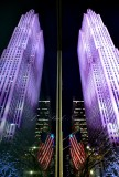 Rockefeller Plaza on W 49th St, Manhattan, New York City, New York, USA 520