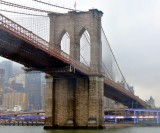 New York City in December, 2019