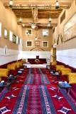 Reception Room in Adobe House, Riyadh, Saudi Arabia 243