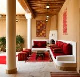 Adobe House Seating Area, Riyadh, Saudi Arabia 266