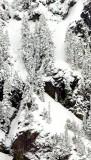 Steep Landscape on Mt Phelps, Cascade Mountains, Washington 133