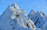 Overcoat Peak, Glacier Peak, Lemah Mountain, Chimney Rock, Cascade Mountains, Washington 236