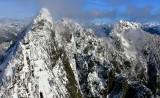 Garfield Mountain, Cascade Mountans, December 2019, Washington 103