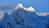 Gunn Peak in Heavy Snow 2020, Cascade Mountains, Washington 212