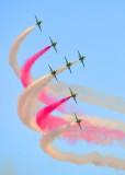 Saudi Hawks, Royal Saudi Air Force Aerobatic Team, Thumamah Airport, Riyadh, Saudi Arabia 473