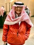 Me in Saudi traditional Cloth