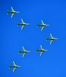 Saudi Hawks, Royal Saudi Air Force Aerobatic Team, Thumamah Airport, Riyadh, Saudi Arabia 335