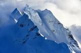 Three Fingers Lookout under Heavy Snow, Three Fingers Mountain, Cascade Mountains, Washington 628