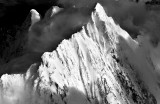 Whitehorse Mountain in Cloud, Cascade Mountains, Washington 583