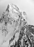 Massive Garfield Mountain, Cascade Mountains, Washington 985