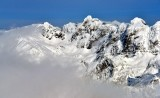Chikamin Peak-Lemah Mt-Chimney Rock-Overcoat Peak-Mt Daniel, Cascade Mountains, Washington 817
