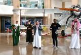 Saudi Space Commiission Staff