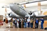 Guest speakers at Royal Saudi Air Force Museum, Riyadh, Saudi Arabia 083