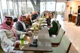 Group Lunch at Bateel in Riyadh, Saudi Arabia 252