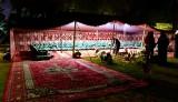 Reception Tent at Dates Farm 318