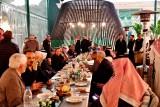 Dinner at Lebanese Restaurant in Riyadh, KSA 043