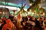Dinner at Lebanese Restaurant in Riyadh, KSA 045