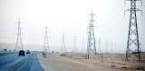 Electricity Across the Saudi Desert, Saudi Arabia 595