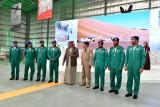 Hangar Talks and Airshow at Al Thumamah Airport, Saudi Arabia 2020