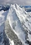 Liberty Mountain in Cascade Mountain Range, Washington 656