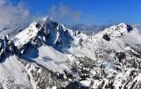 Big Bear Mountain, Three Fingers, Whitehorse Mountain, Cascade Mountains, Washington 550