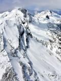 Big Bear Mountain, Three Fingers, Whitehorse Mountain, Cascade Mountains, Washington 774