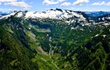 Lennox Mountain, Goat Basin, Crystal Lakes, Cascade Mountains, Washington 266a